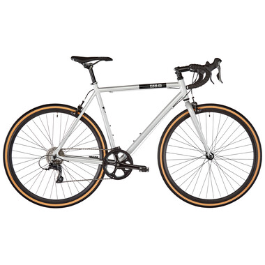 Vélo de Ville FIXIE INC. FLOATER RACE 8V Argent 2020